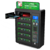 EL-SAFE6 Opladnings skab med stemme styring