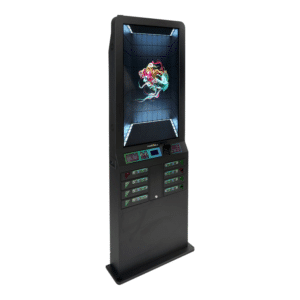SAFE8 Tower med 42 tommer skærm